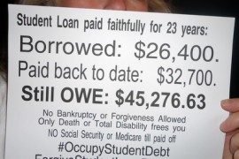 Why The Federal Government Took Over College Debt