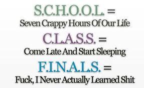 I Hate School 13